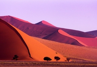 Windhoek, Sossusvlei, Swakopmund, Damaraland & Etosha National Park