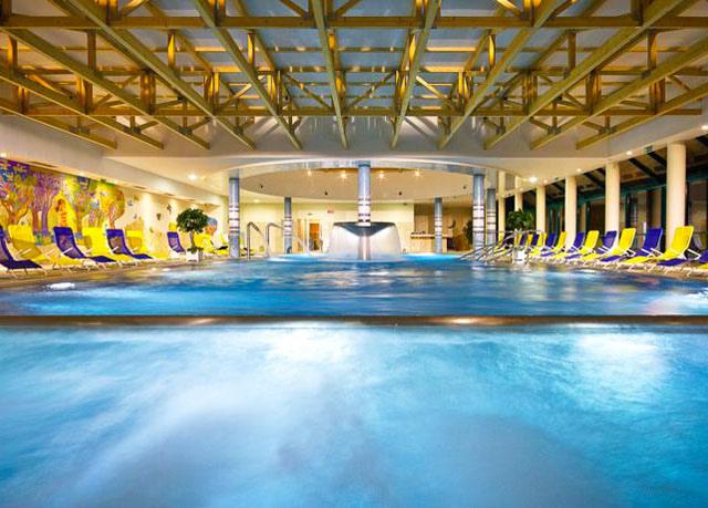 Hotel Alexander****, Bardejovské Kúpele, Slovensko - save 38%