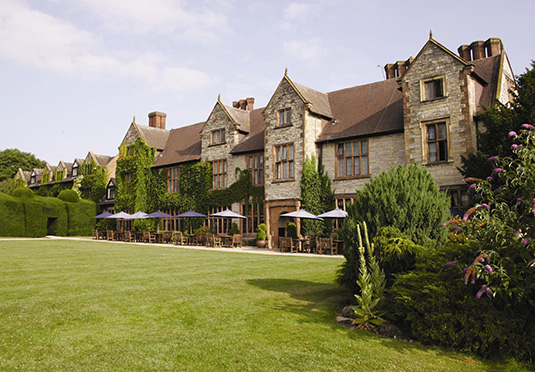The Billesley Manor Hotel, Nr Stratford-upon-Avon, Warwickshire - save 50%