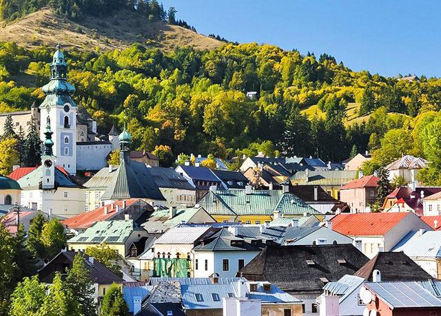 Hotel Kerling***, Banská Štiavnica, Slovensko - save 73%