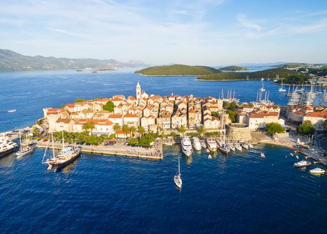 Mobile Homes Marco Polo Village, Korčula, Chorvatsko - save 20%