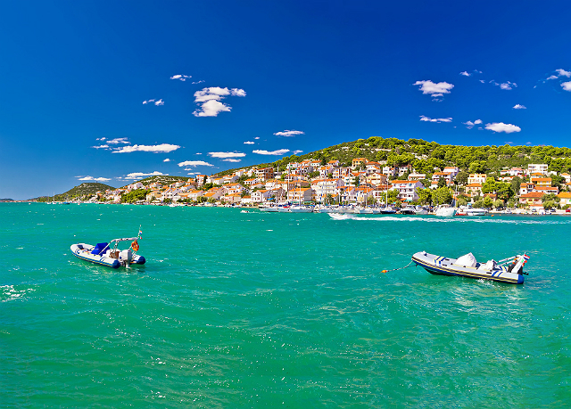 Hotel Borovnik***, Tisno, Chorvatsko - save 25%