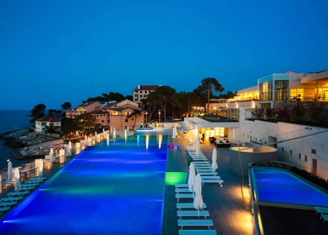 Vitality Hotel Punta****, Veli Lošinj, Chorvatsko - save 41%