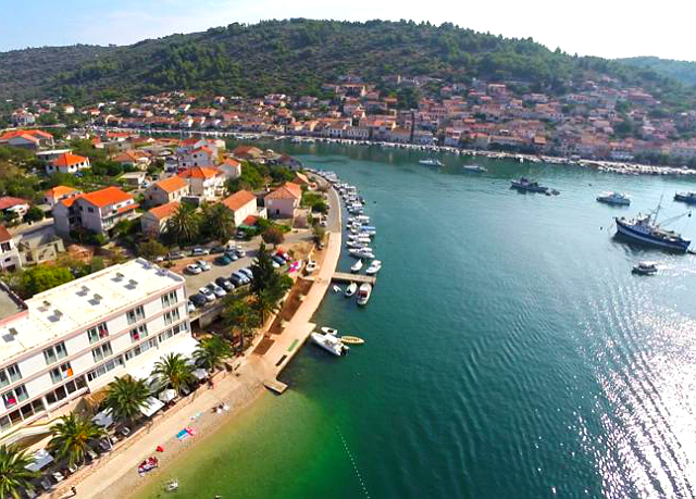 Hotel Posejdon - all inclusive light, Vela Luka, Korčula, Chorvatsko - save 21%