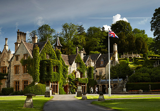 The Manor House, an Exclusive Hotel & Golf Club, Castle Combe, Wiltshire - save 49%