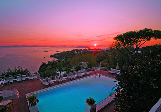 Hotel Le Querce, Ischia, Italy - save 34%