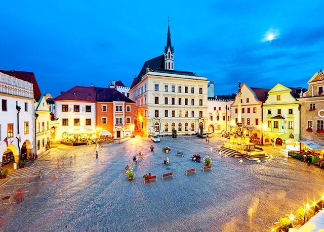 Hotel Old Inn****, Český Krumlov - save 40%