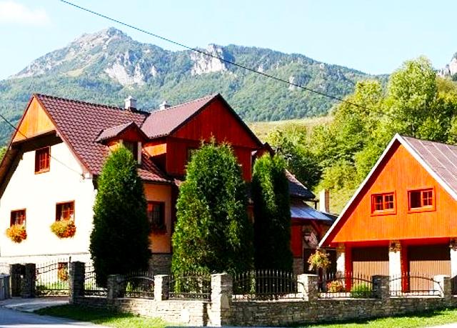 Penzion Zázrivský dvor, Zázrivá, Slovensko - save 55%