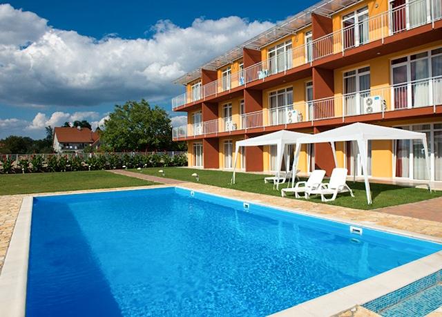 Kehida Family Resort, Kehidakustány, Maďarsko - save 35%