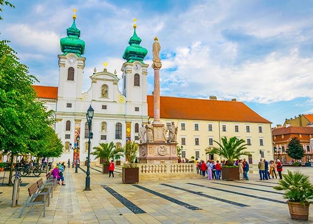Hotel Kálvária, Győr, Maďarsko - save 52%