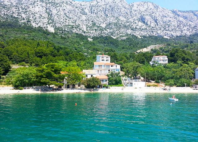 Apartmány Vila Holiday, Živogošće, Makarská riviéra, Chorvatsko - save 0%