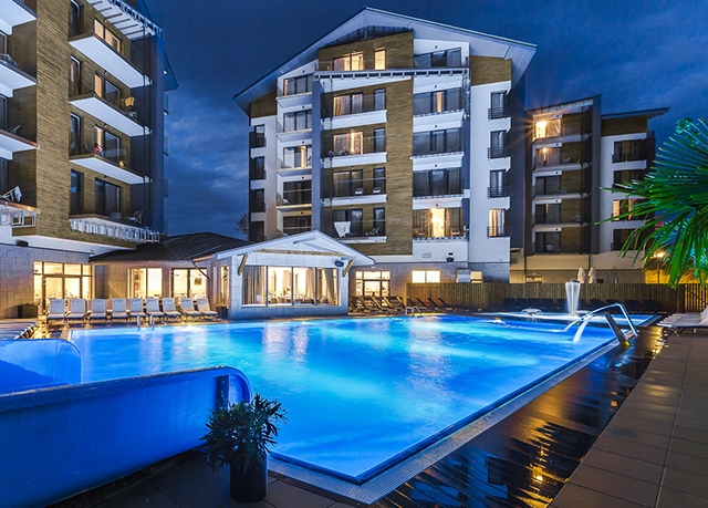 Blue Mountain Resort****, Sklářská Poruba, Krkonoše, Polsko - save 49%