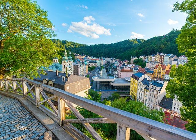 Hotel Marttel***, Karlovy Vary - save 44%