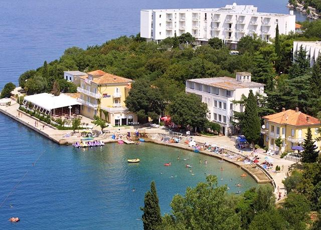 Hotel Adriatic, Omišalj, Chorvatsko - save 18%
