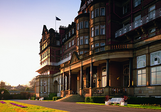 The Majestic Hotel, Harrogate, North Yorkshire - save 52%