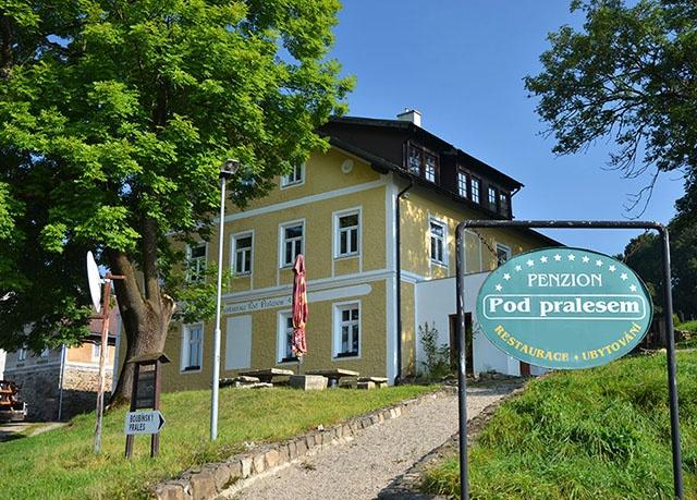 Penzion Pod pralesem, Zátoň, Šumava - save 29%