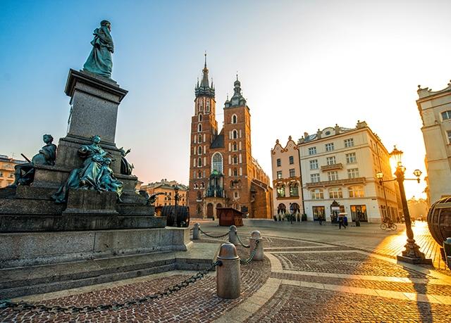 Hotel Swing****, Krakov, Polsko - save 49%