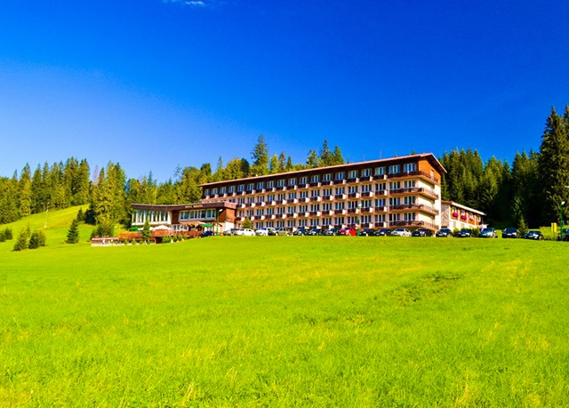 Hotel Magura, Ždiar, Belianské Tatry, Slovensko - save 63%