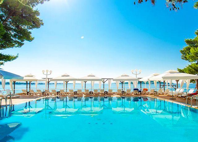 Hotel Punta****, Vodice, Chorvatsko - save 36%