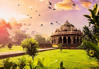 New Delhi, Agra, Jaipur & Goa (optional)