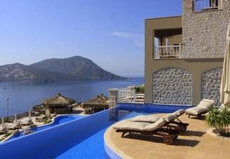 Likya Residence Hotel & Spa, Kalkan