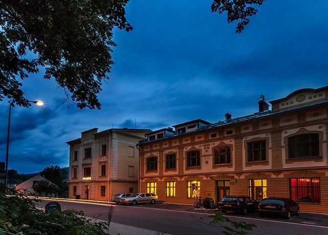 Hotel Praděd Thamm***, Zlaté Hory, Jeseníky - save 35%