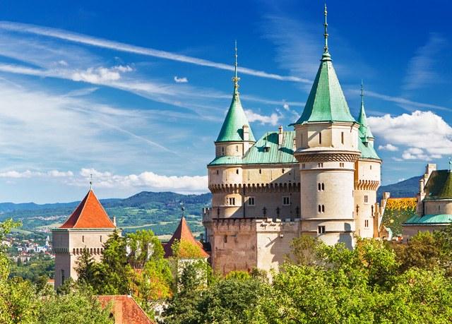 Hotel Regia***, Bojnice, Slovensko - save 67%