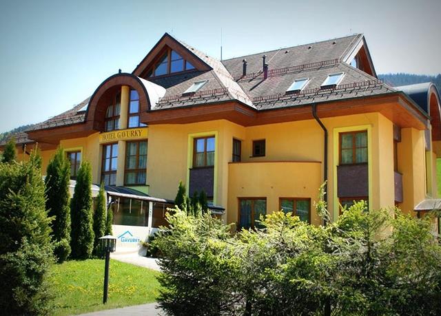 Hotel Gavurky***, Terchová, Malá Fatra, Slovensko - save 21%
