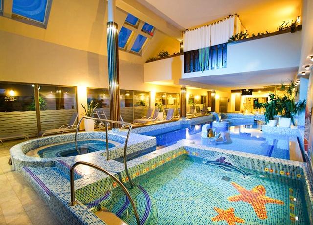 Piknik Wellness Hotel, Siófok, Balaton, Maďarsko - save 39%