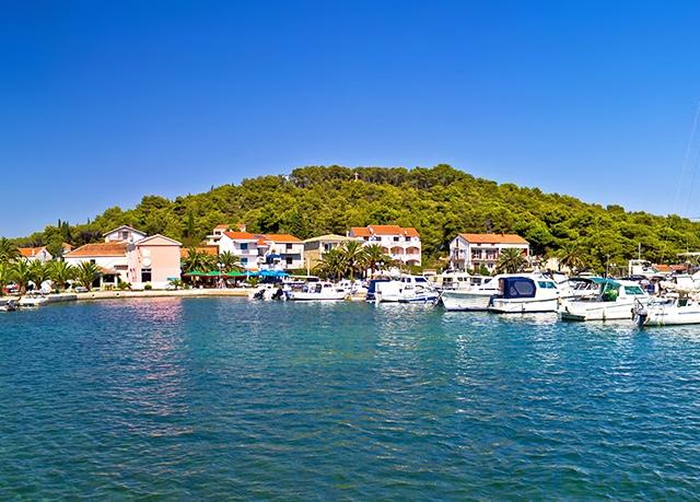 Holiday Park Zelena Punta, Kukljica, ostrov Ugljan, Chorvatsko - save 45%