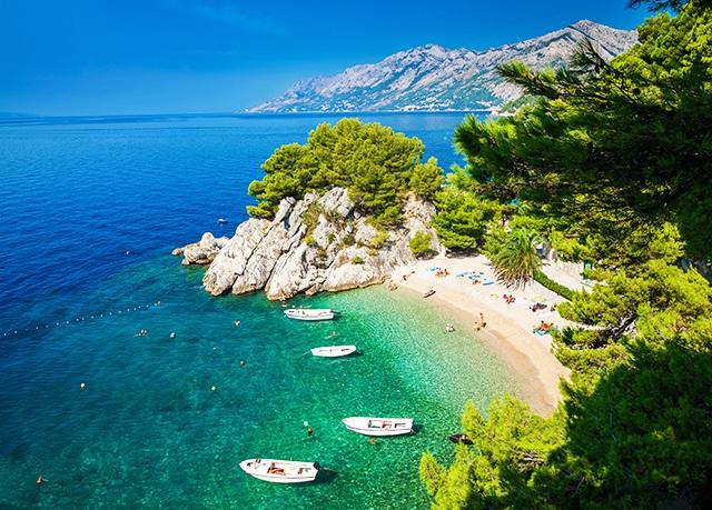 Hotel Bonaca, Makarska, Chorvatsko - save 47%