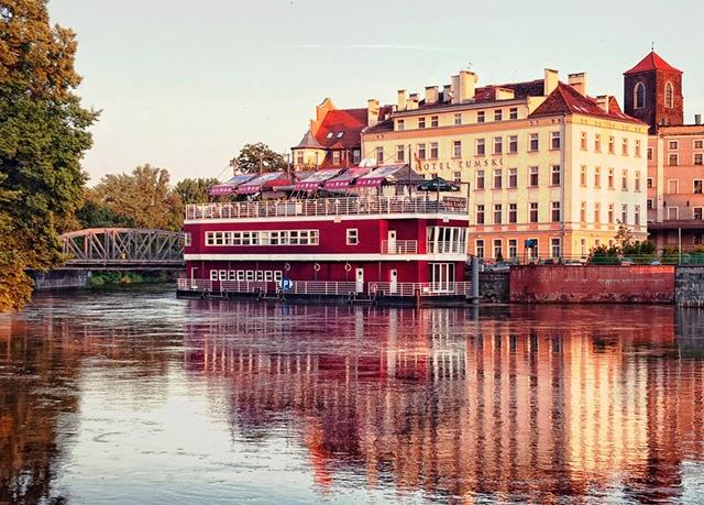 Hotel Tumski***, Vratislav, Polsko - save 49%