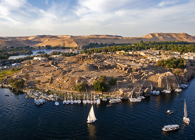 Luxury Egypt Nile cruise