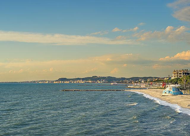 Hotel Nais Beach***, Drač, Albánie - save 25%