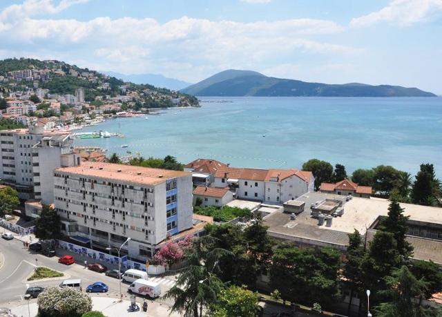 Hotel Lighthouse***, Herceg Novi, Boka Kotorská, Černá Hora - save 19%