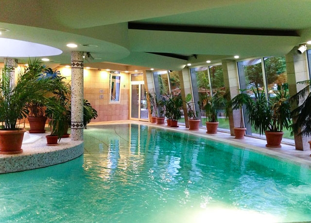 Residence Balaton Wellness Hotel****, Siófok, Maďarsko - save 66%