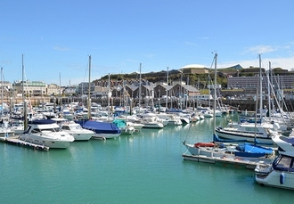 The Royal Yacht Hotel, Channel Islands