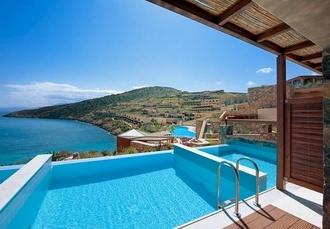 Daios Cove Luxury Resort & Villas, Greece