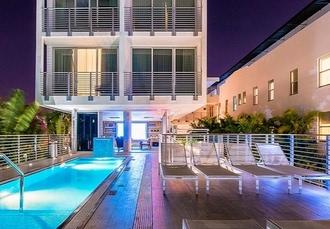 Urbanica The Meridian Hotel, South Beach, Miami, Florida