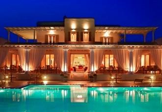 La Residence, Greece