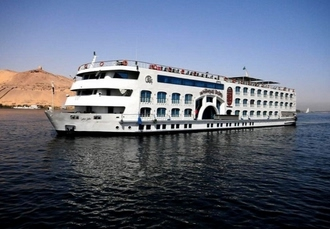 MS Royal Ruby & Premier Romance Boutique Hotel and Spa, Egypt