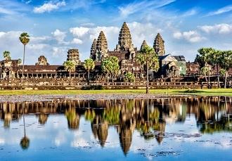 Phnom Penh, Koh Rong & Siem Reap