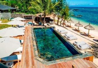 Pointe aux Canonniers, Mauritius