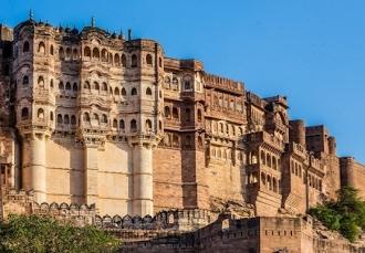 Delhi, Agra, Jaipur & Jodhpur