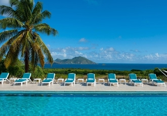 New Castle, Nevis, St. Kitts and Nevis
