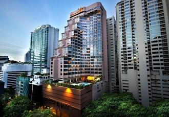 Hong Kong, Bangkok, Elephant Hills, Phuket & Dubai