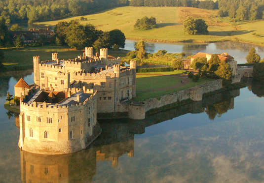 Leeds Castle, Maidstone, Kent, UK - save 20%