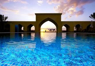 Al Raha Beach Hotel & Tilal Liwa Hotel, UAE