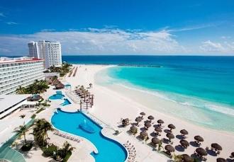 Krystal Cancun Hotel, Mexico