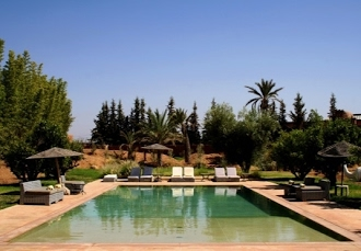 Fellah Hotel, Morocco